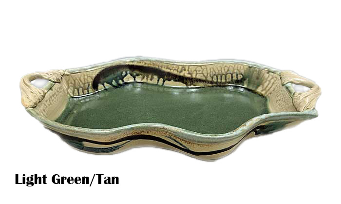 Wave Tray with Handle-4