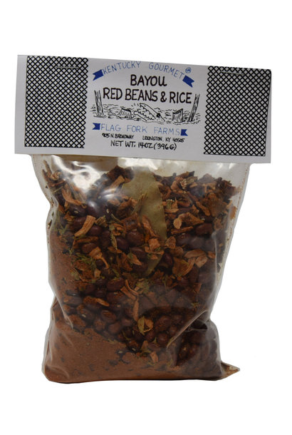 Bayou Red Bean and Rice Mix