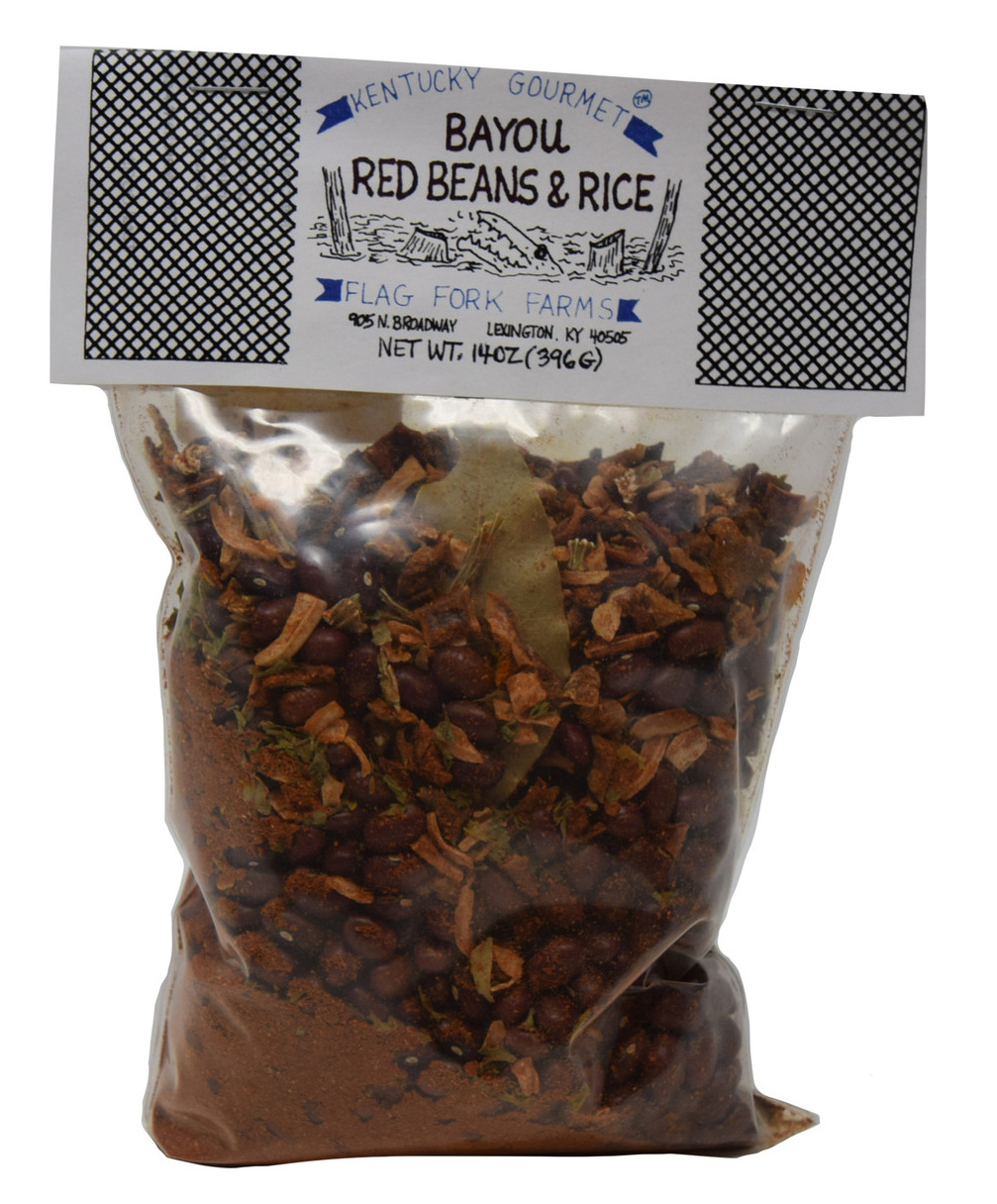 Bayou Red Bean and Rice Mix-1