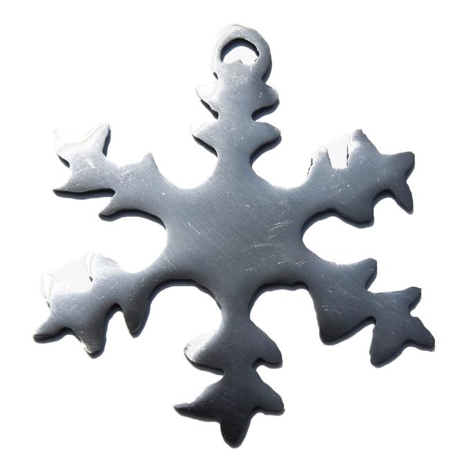 Original Snowflake Ornament-1
