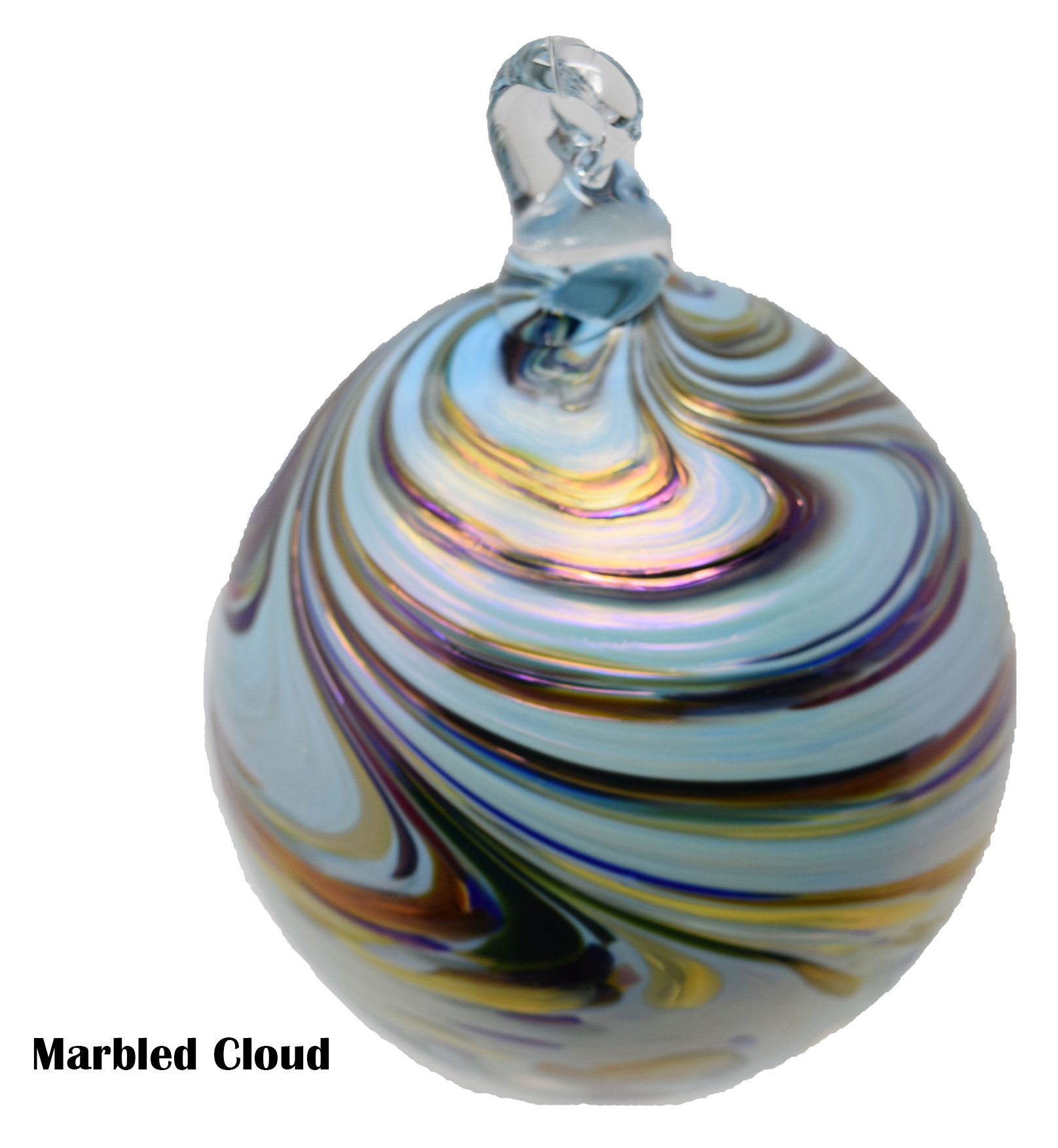 Gentle Swirl Ornament-1