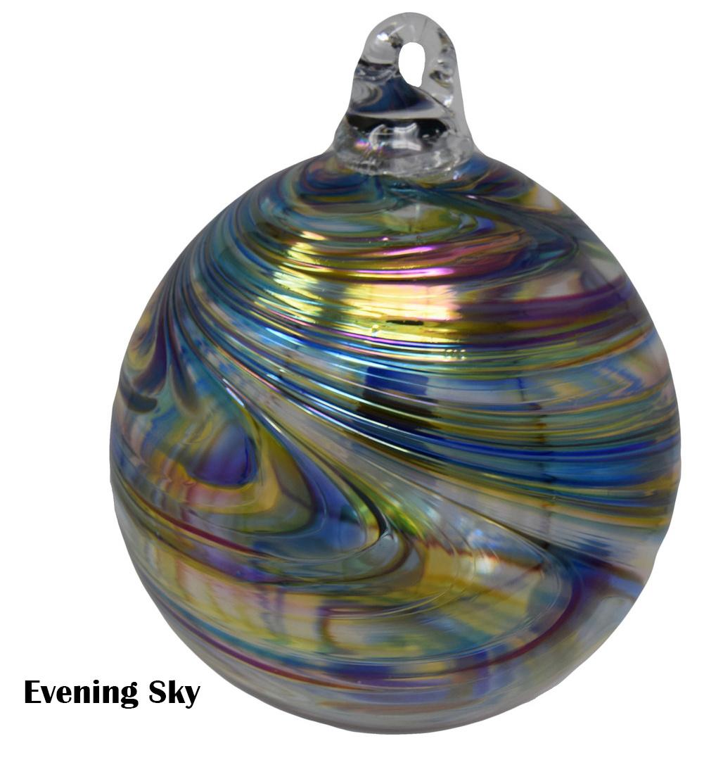 Gentle Swirl Ornament-4
