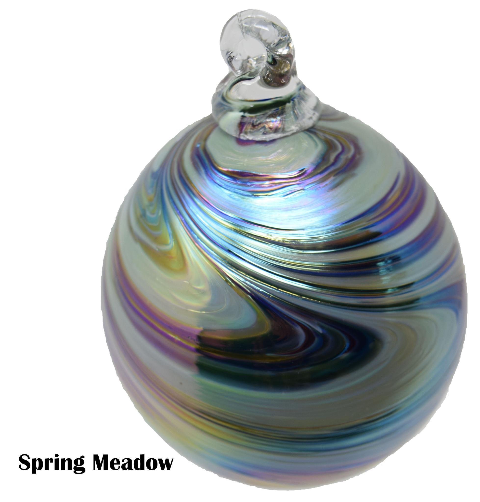Gentle Swirl Ornament-2