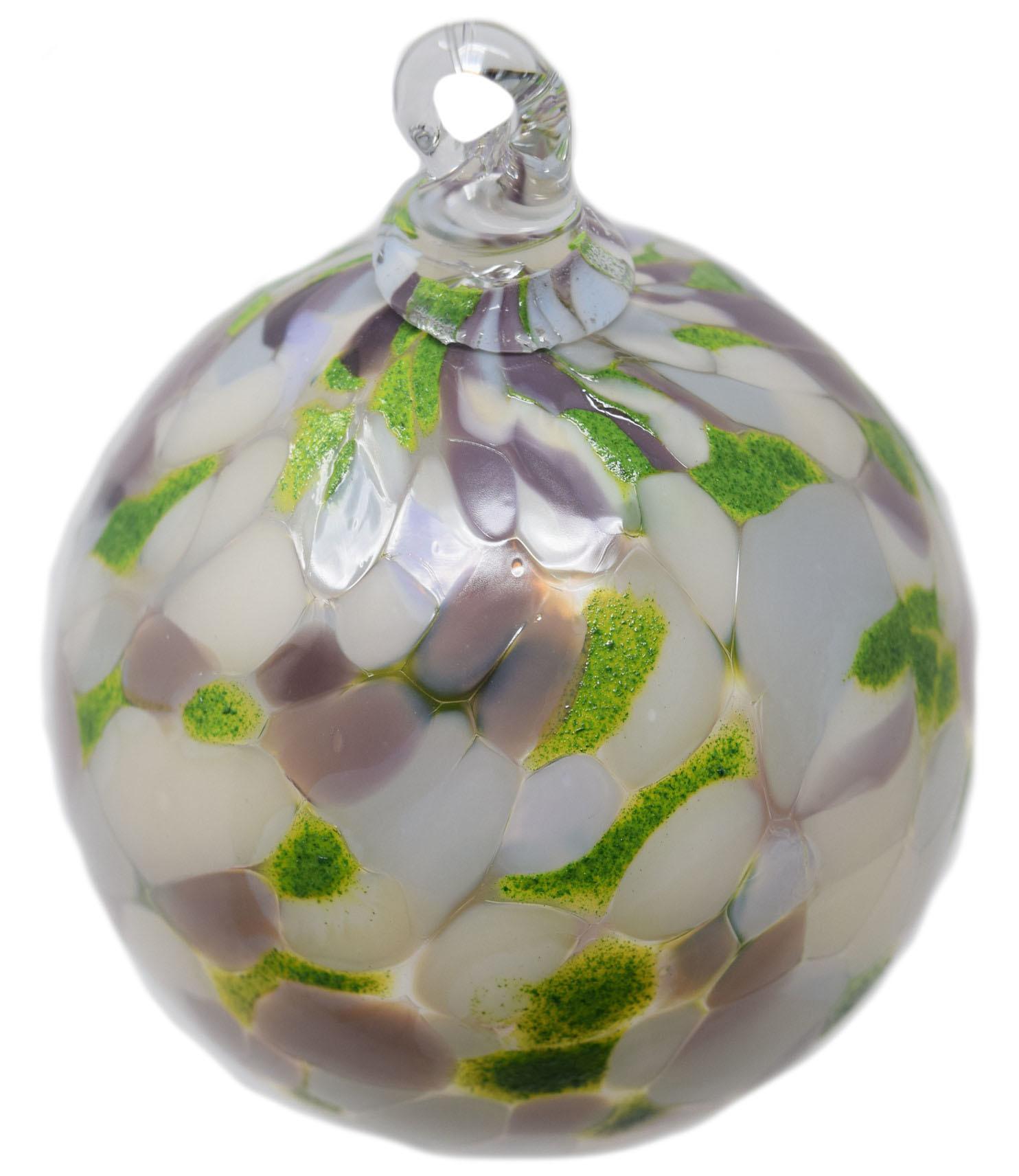 Winter Solstice Round Ornament-1
