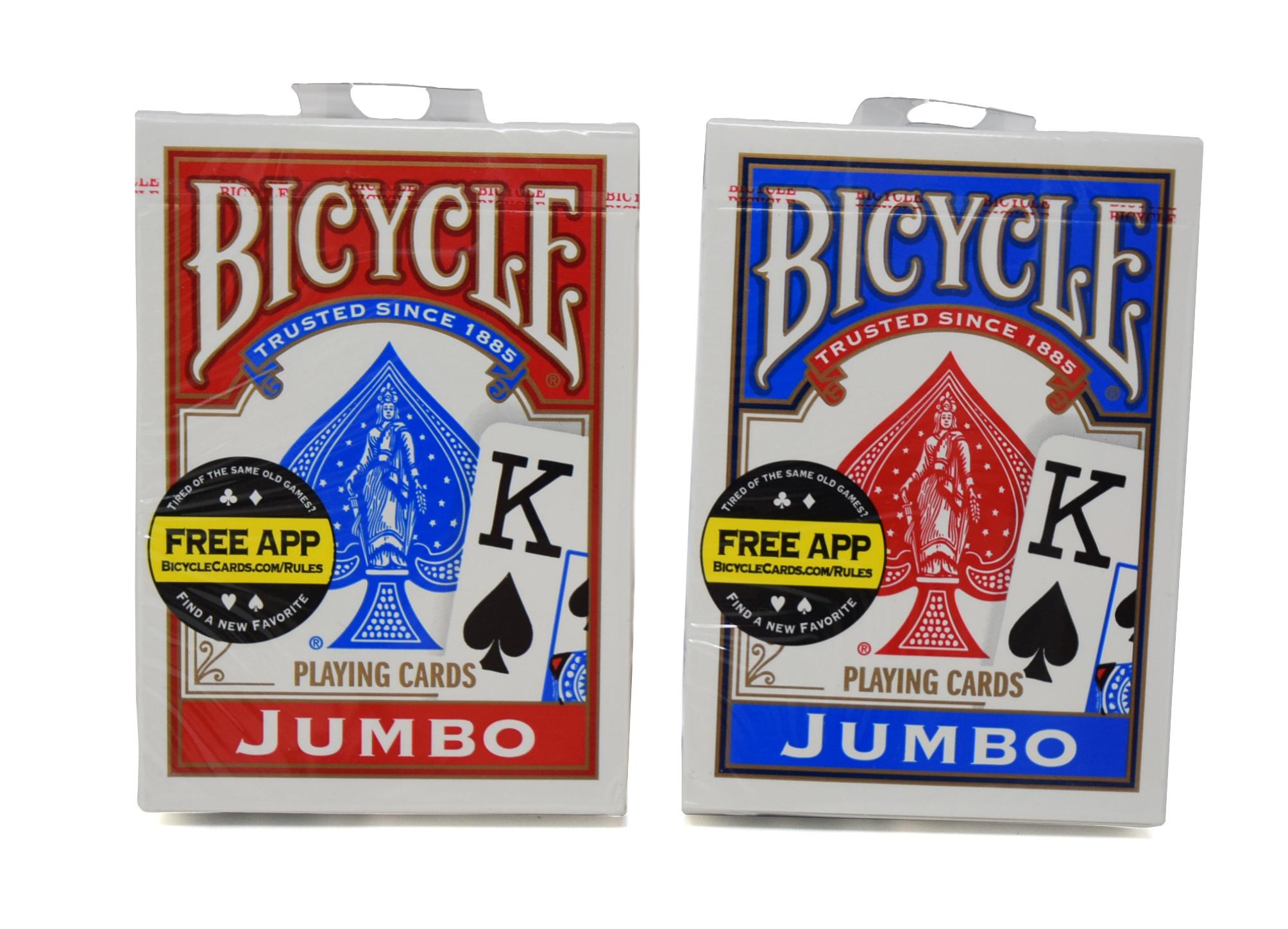 Jumbo Kentucky made playing cards-2