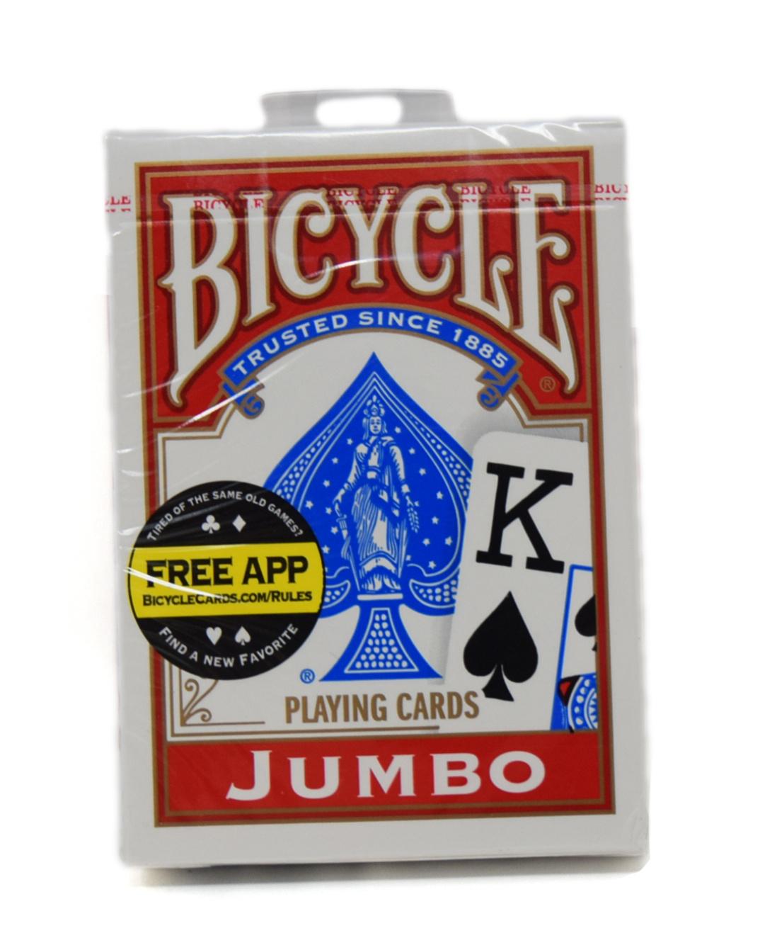 Jumbo Kentucky made playing cards-3