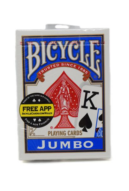 Jumbo Kentucky made playing cards