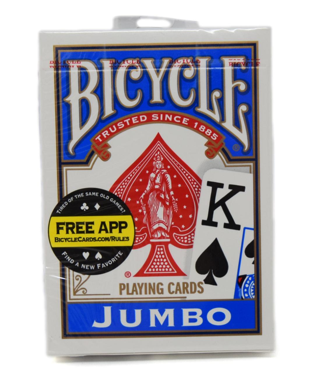 Jumbo Kentucky made playing cards-1