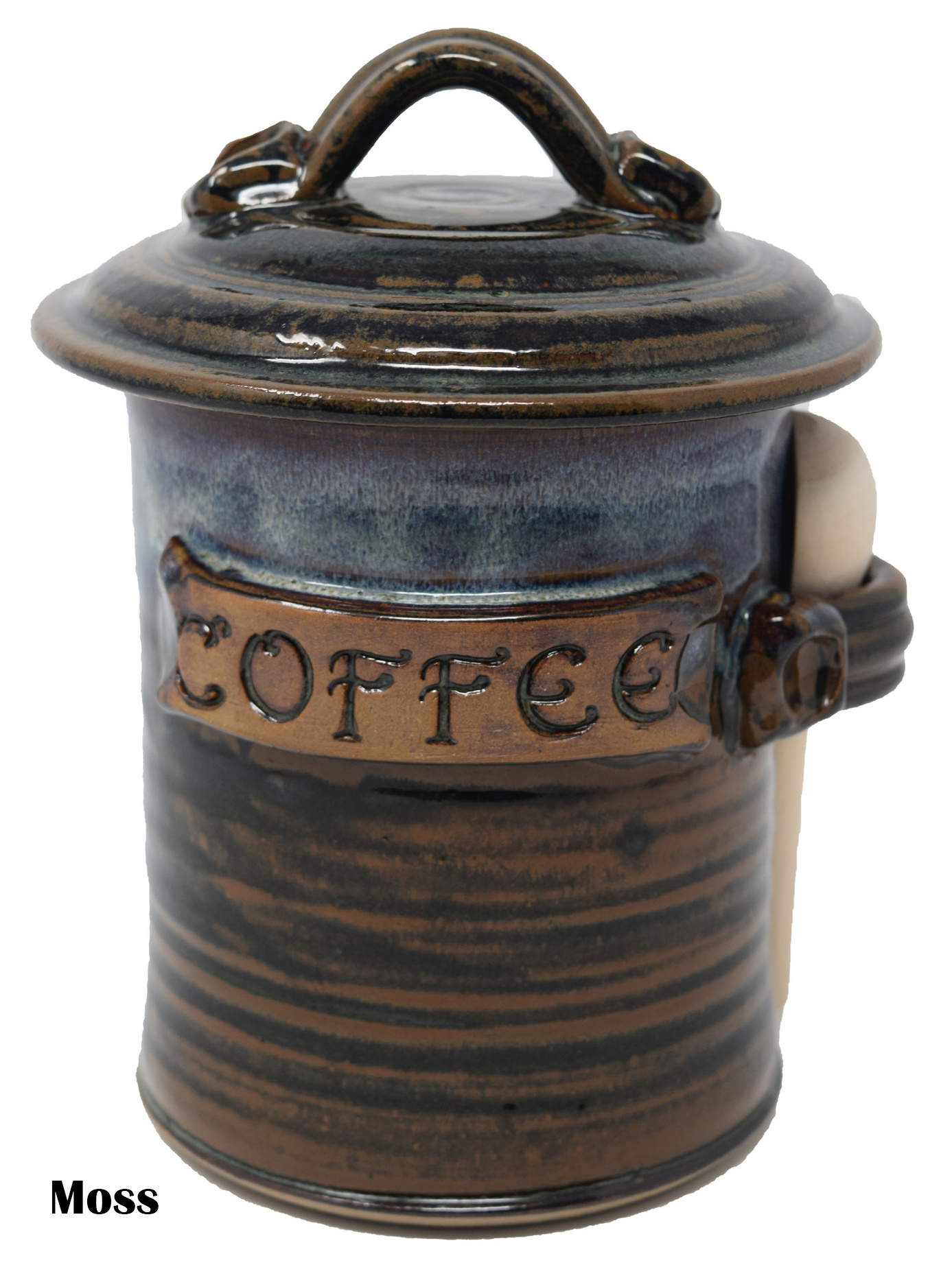 Coffee Canister with Scoop-3