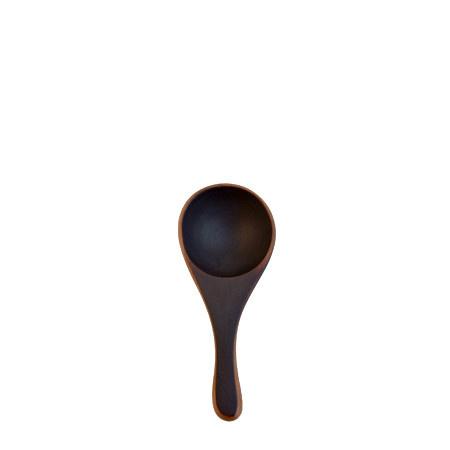 Flame Blackened Coffee Scoop-1