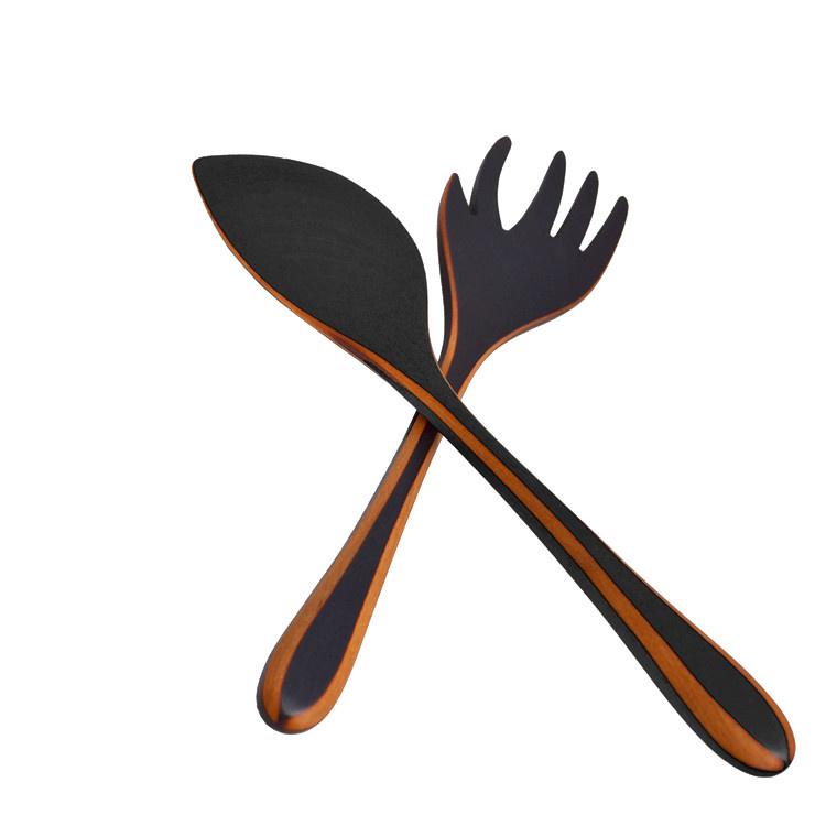 Flame Blackened Forked Salad Set-2