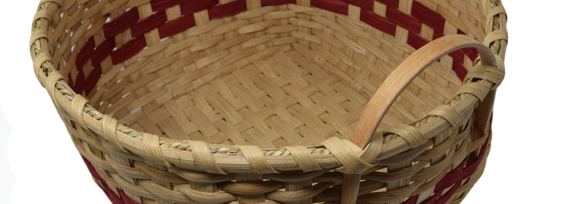 Toy Basket Natural