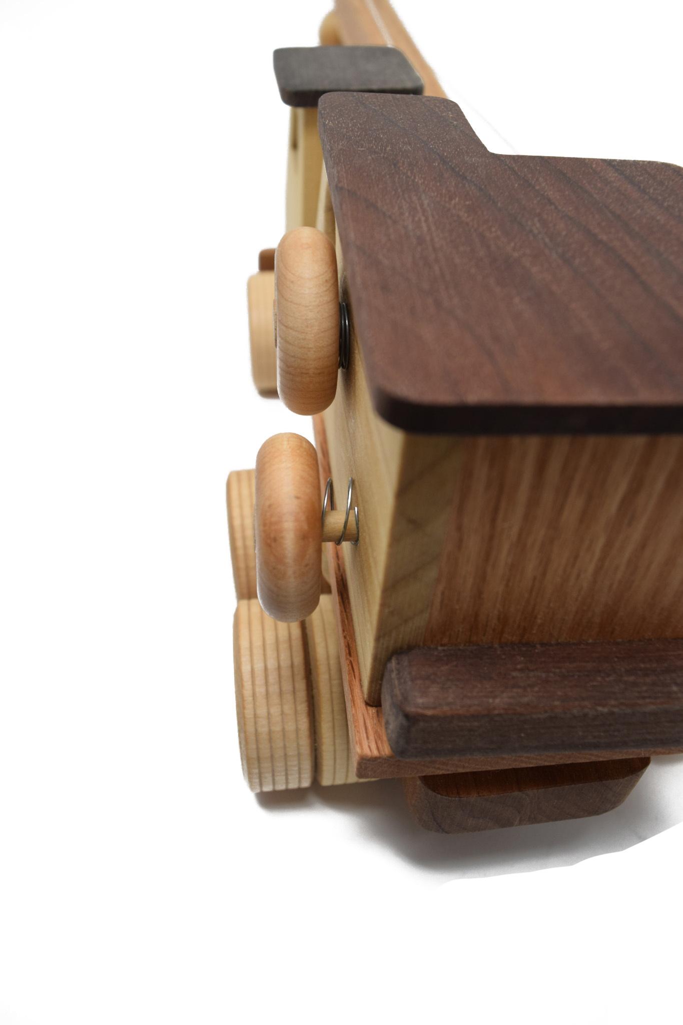 Wooden Toy Crane-4