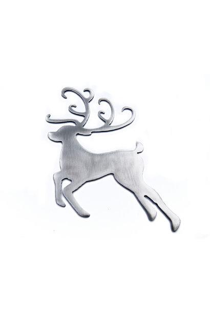 Fancy Deer Ornament