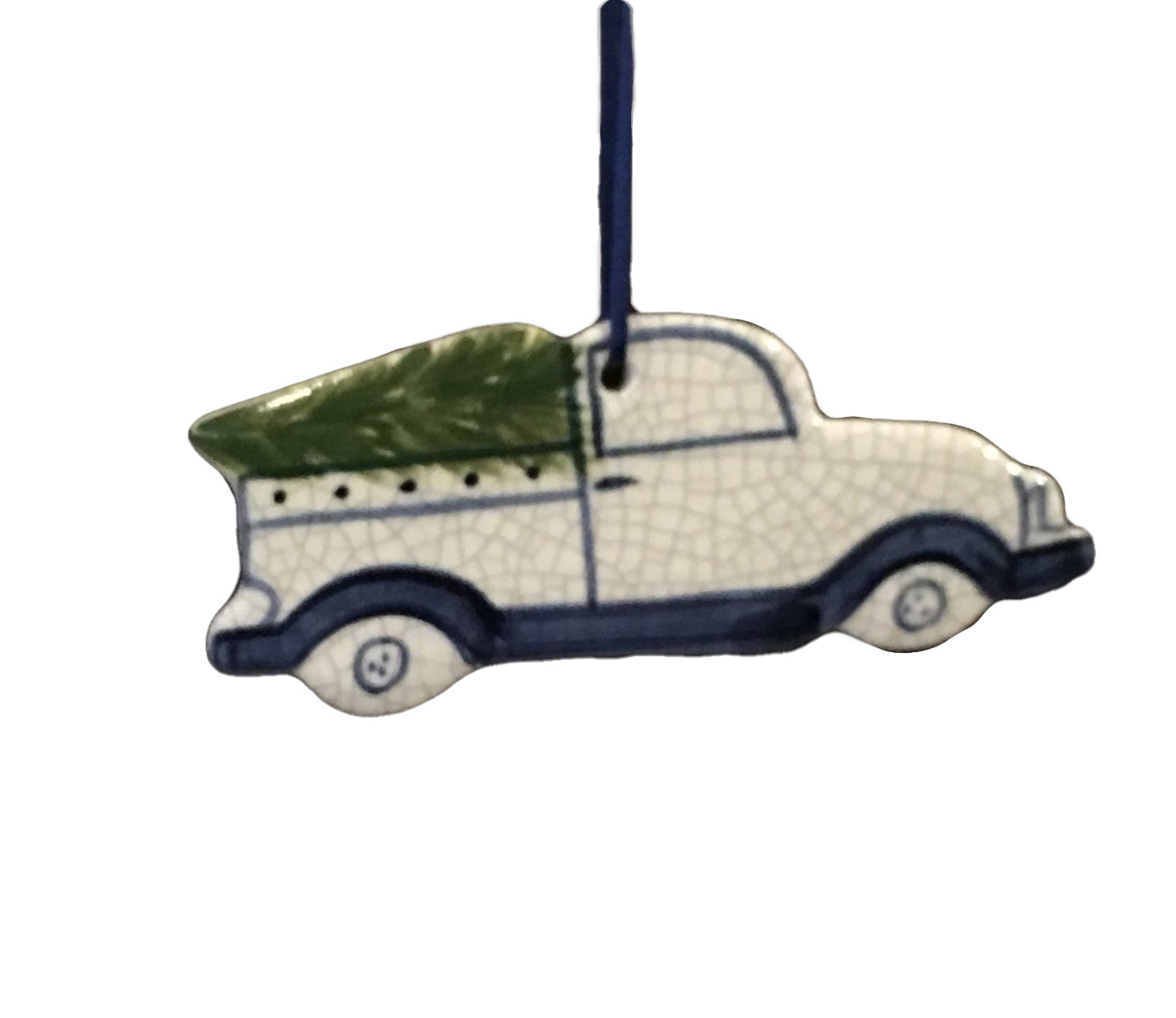 TRUCK WITH TREE-1