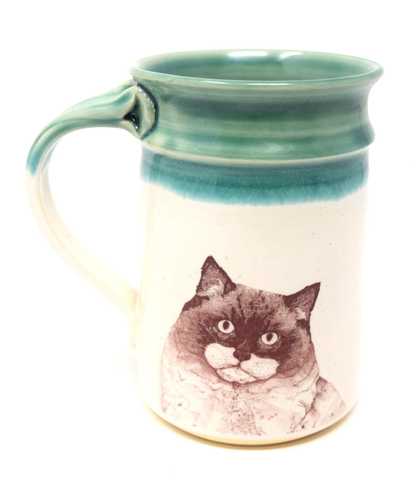 Fat Cat Mug-1