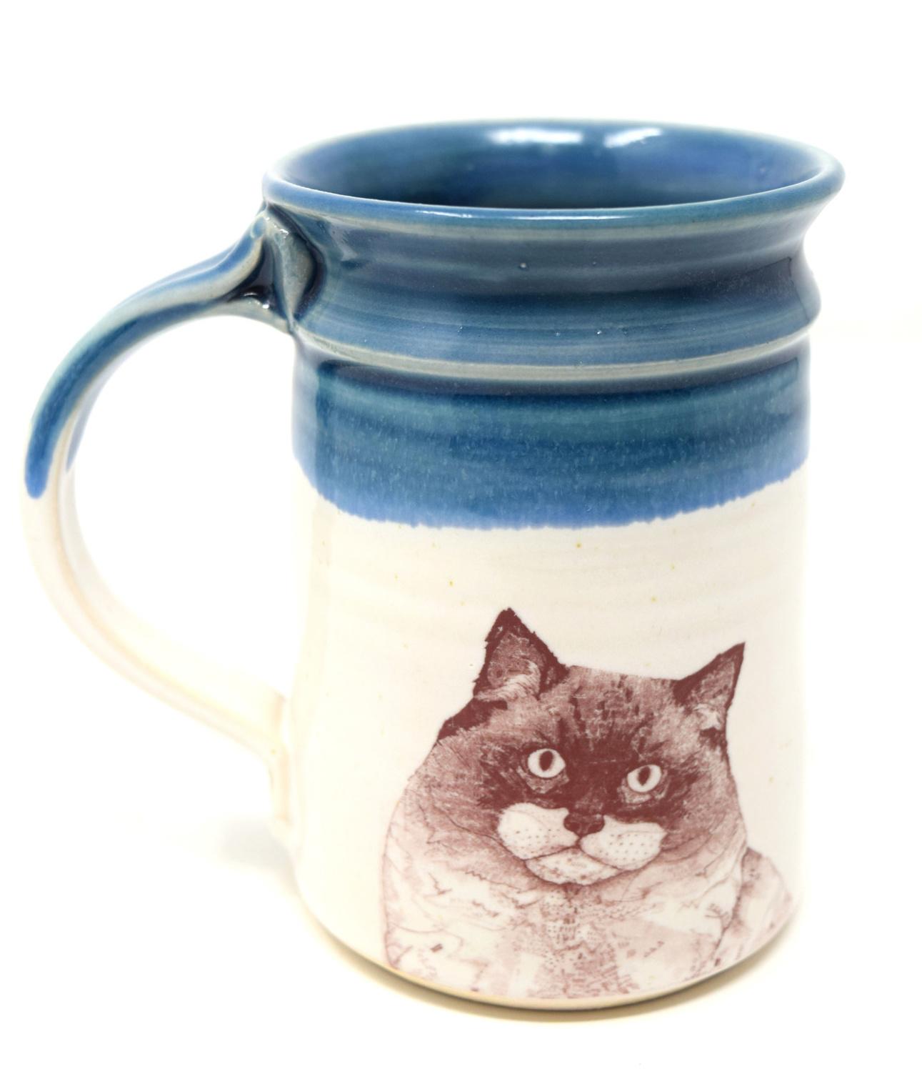 Fat Cat Mug-2