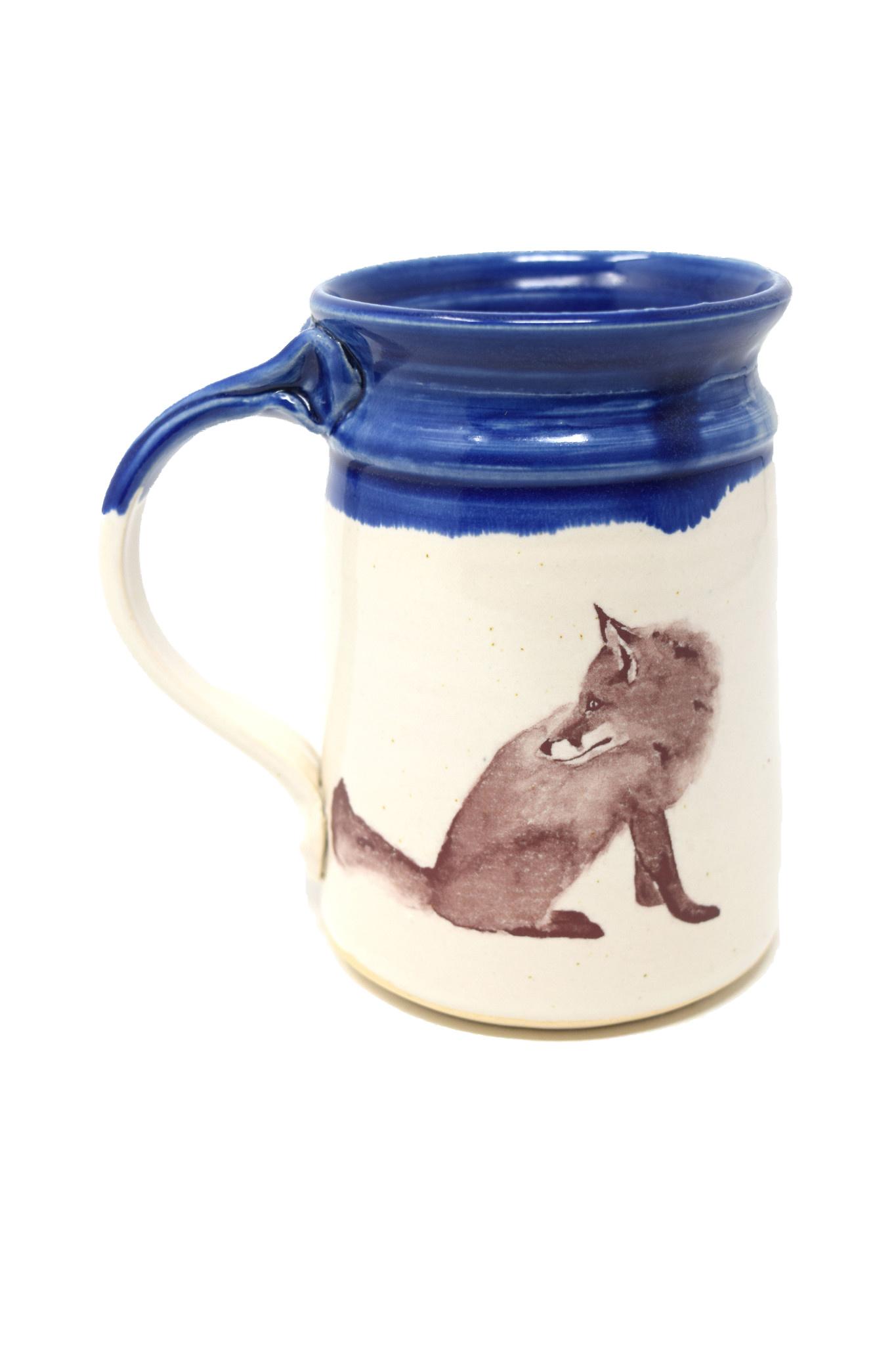 Red Fox Mug-2