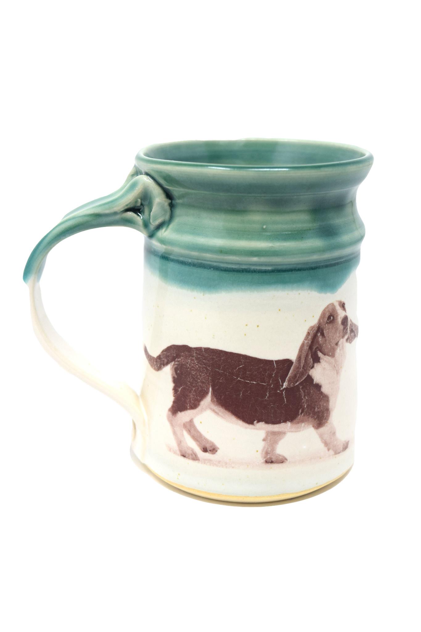 Dachsund Pup Mug-1