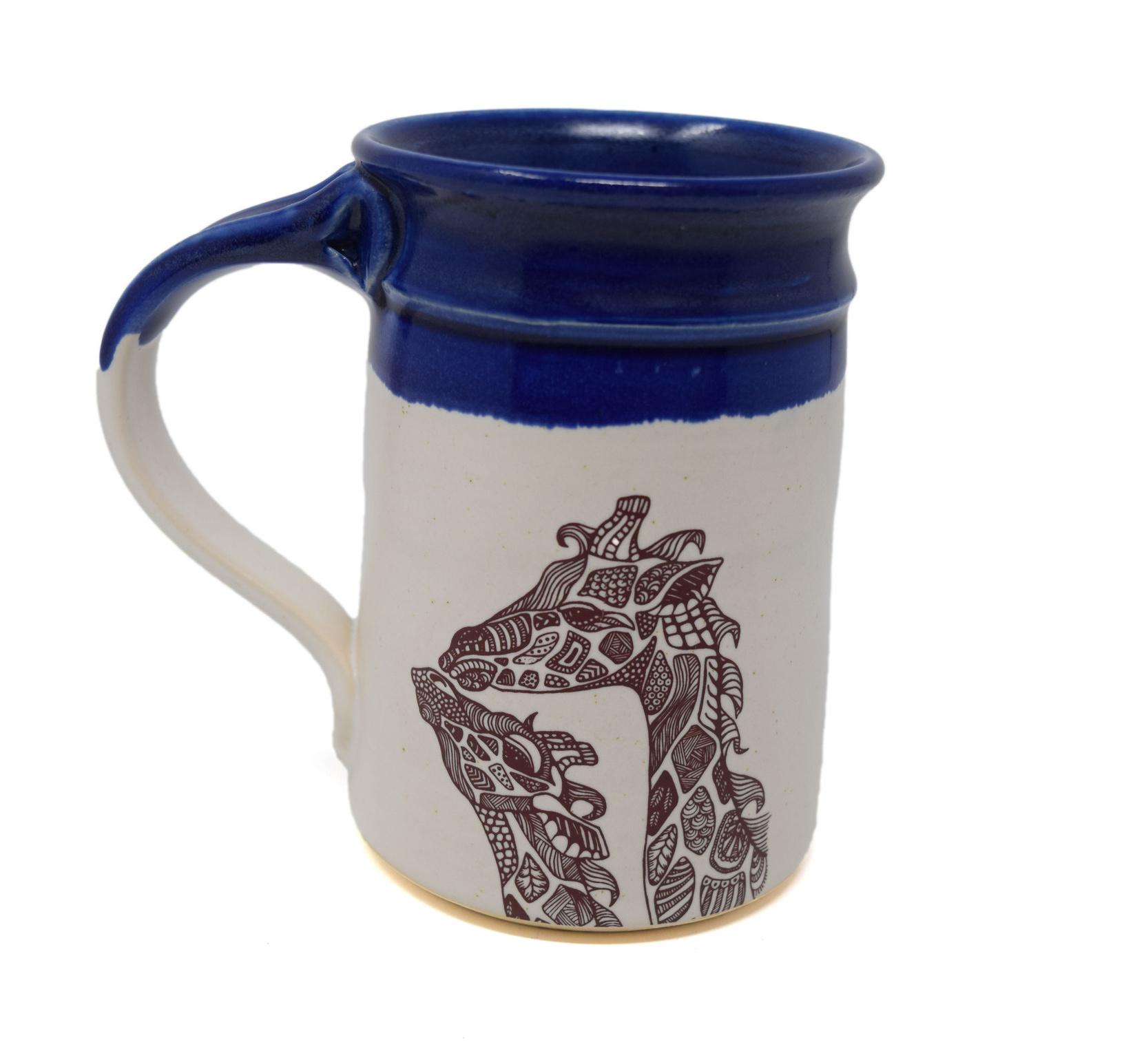 Giraffe Mug-3