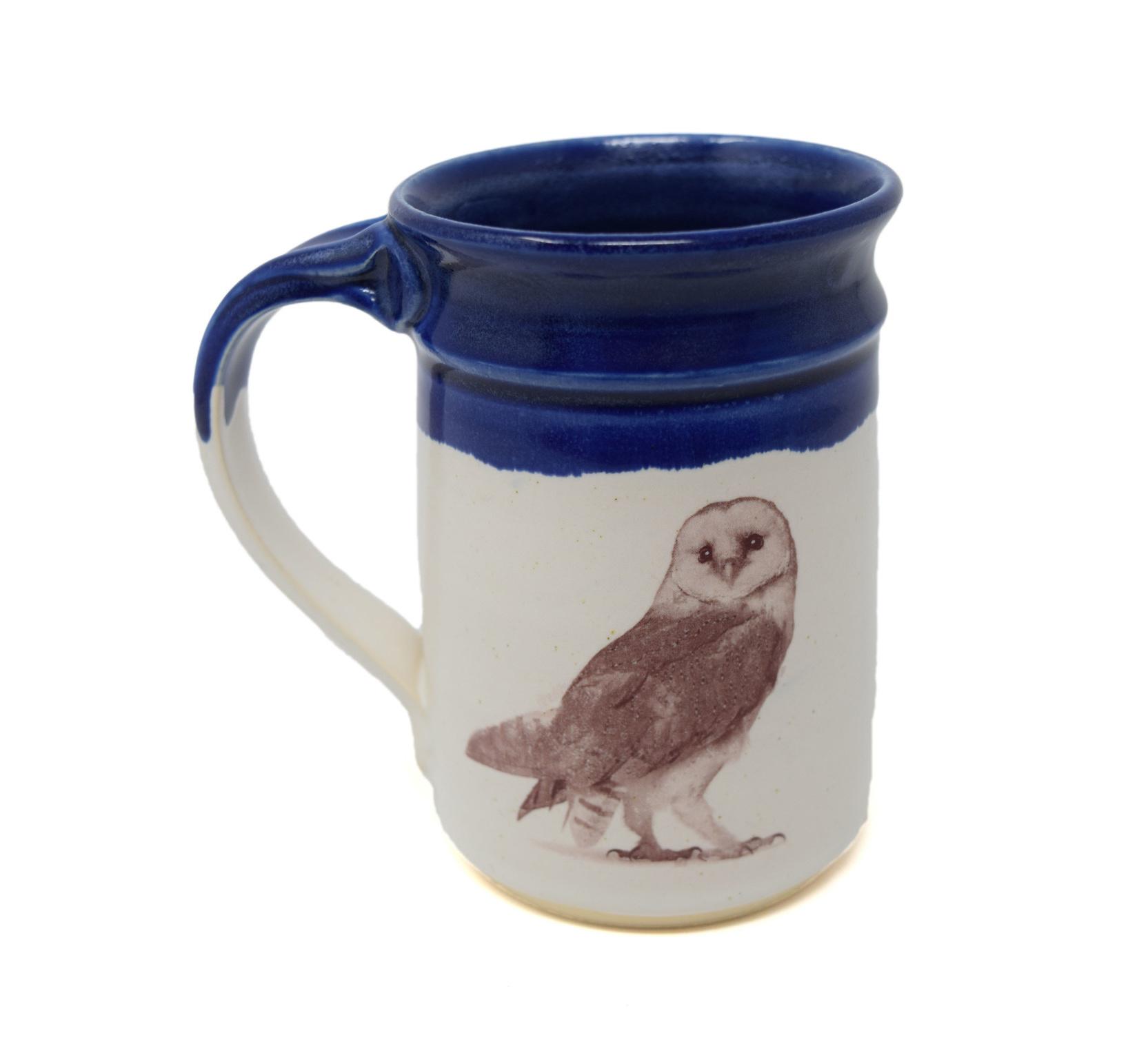 Barn Owl Mug-2