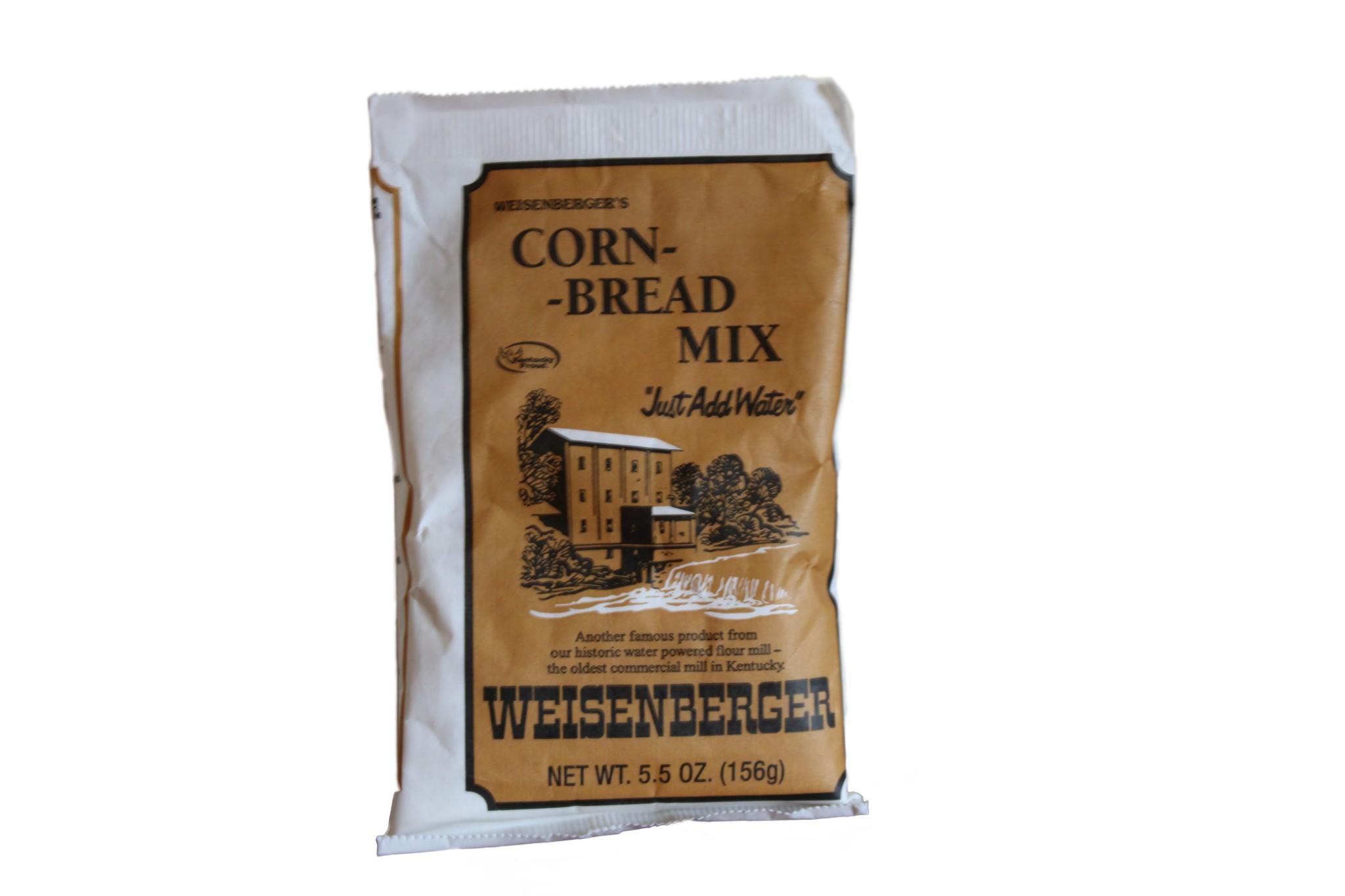 White Cornbread Mix-1