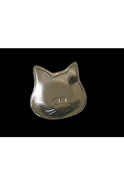Lucy Cat Teabag Holder