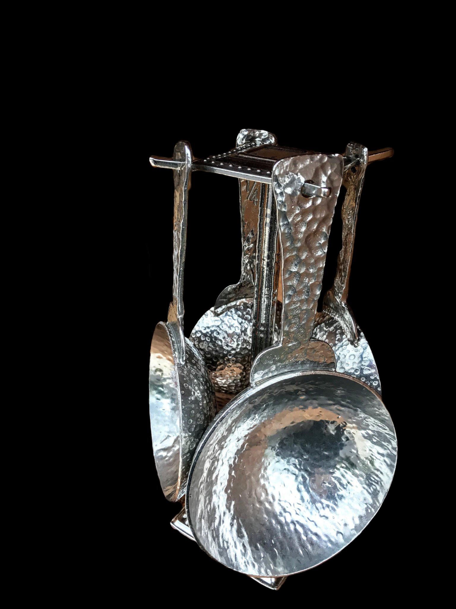 Roman Measuring Cups w/ Post-1