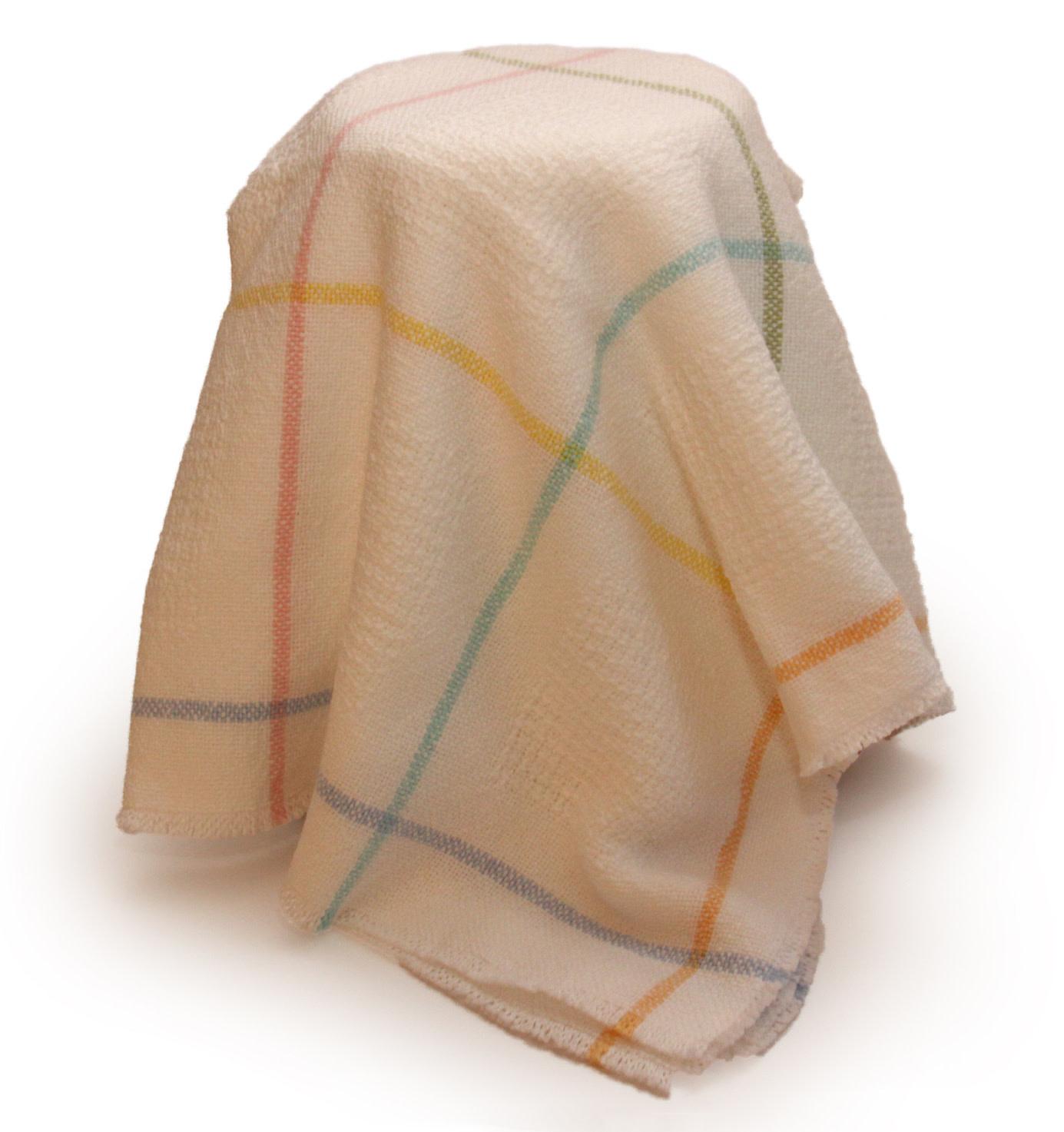 Grid Block Baby Blankets-3