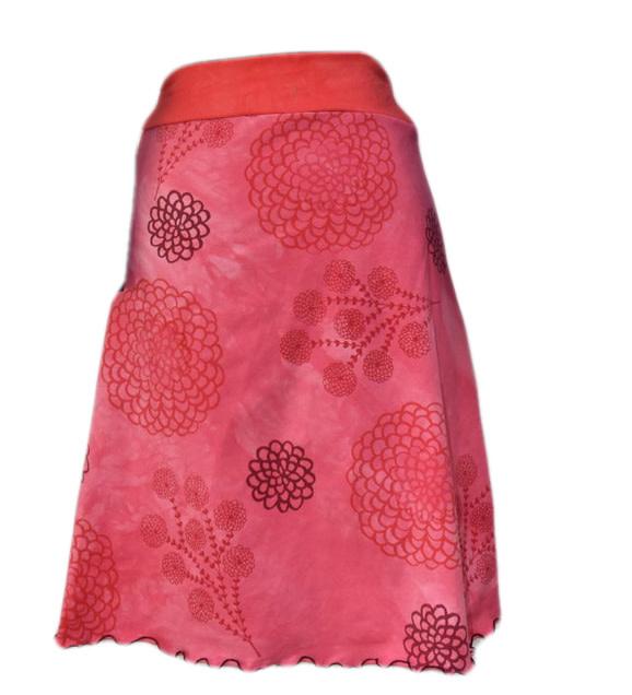 Cotton Knit Skirt-5