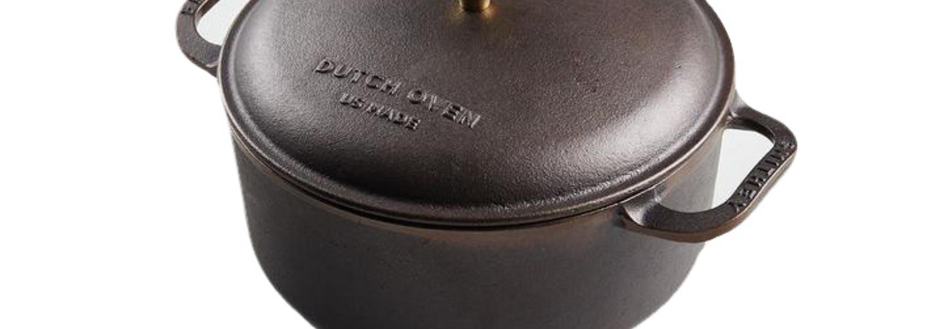 3.5 QT Dutch Oven, Smithey