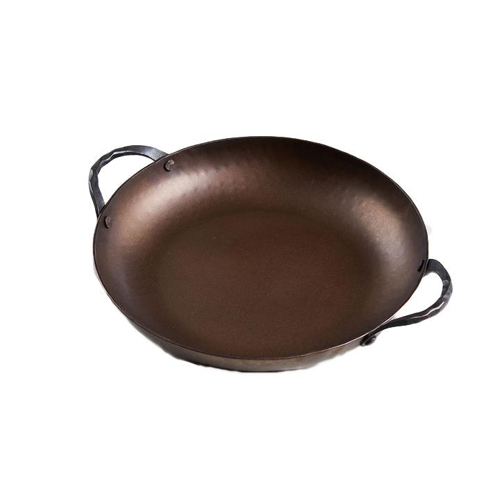 Carbon Steel Round Roaster-1