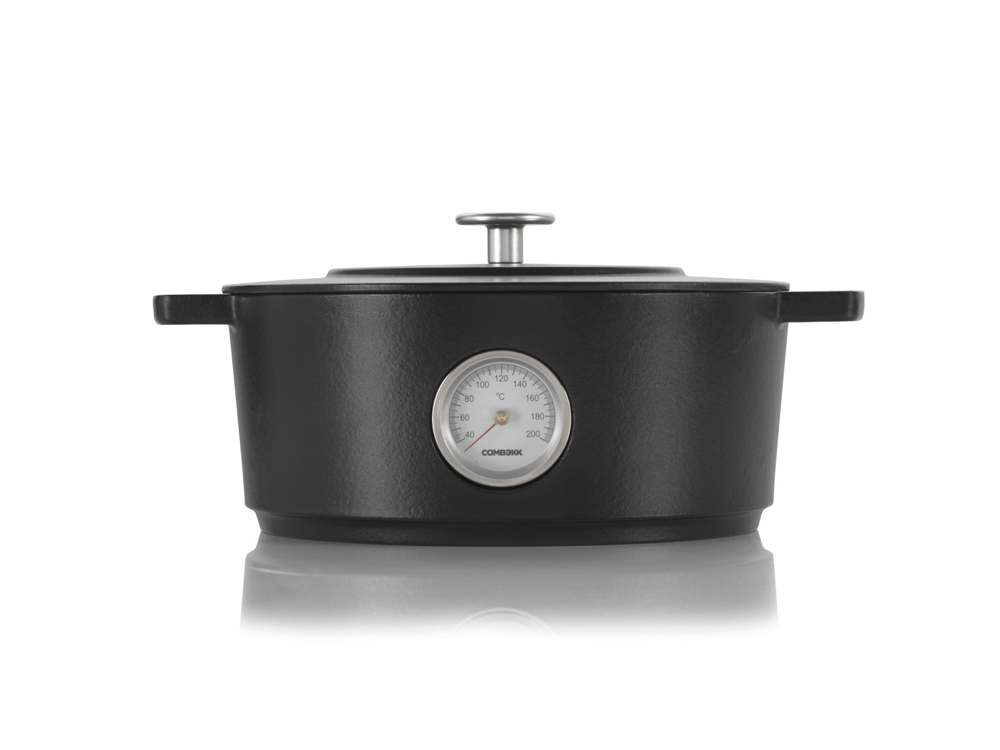 Dutch Oven w/ Thermometer-3