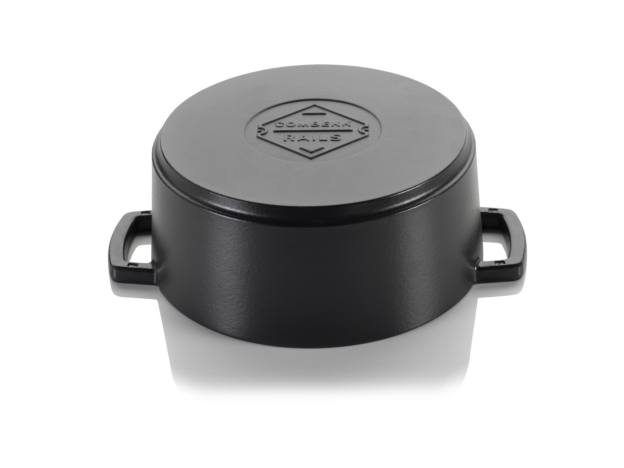 Dutch Oven w/ Thermometer-4