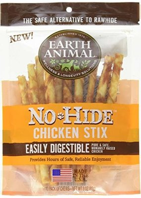 Earth Animal Earth Animal No-Hide Chews