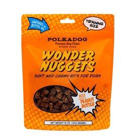 Polka Dog Bakery Polka Dog Bakery Wonder Nuggets Peanut 12oz