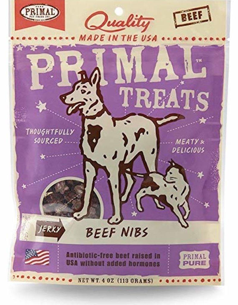 Primal Primal Jerky Nibs Treats