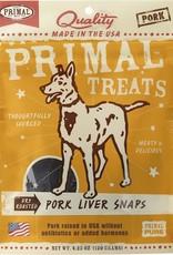 Primal Primal Treats Liver Snaps