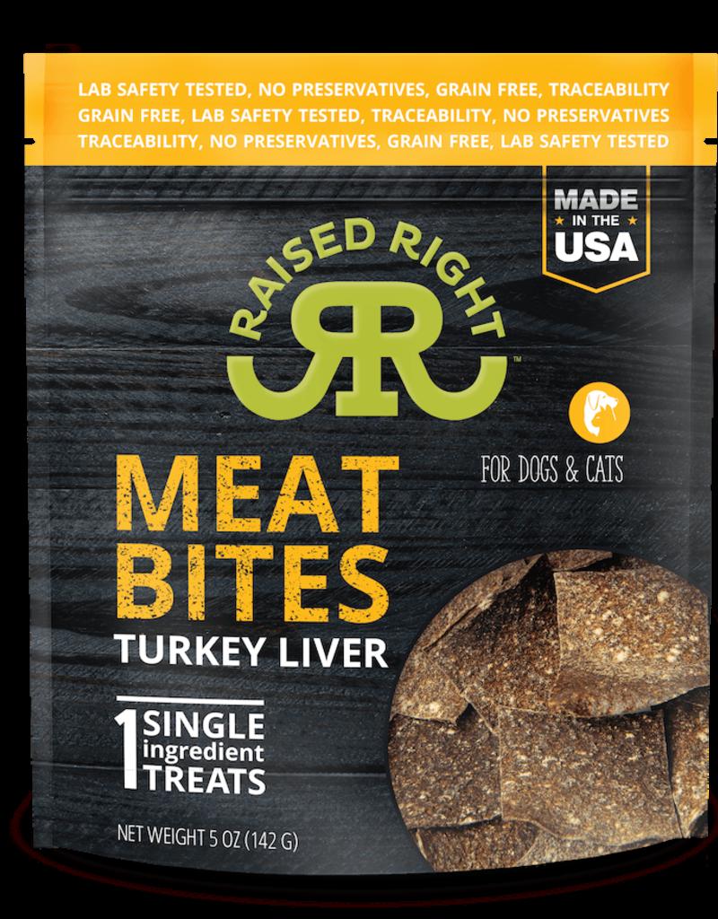 Raised Right Raised Right Liver Treats