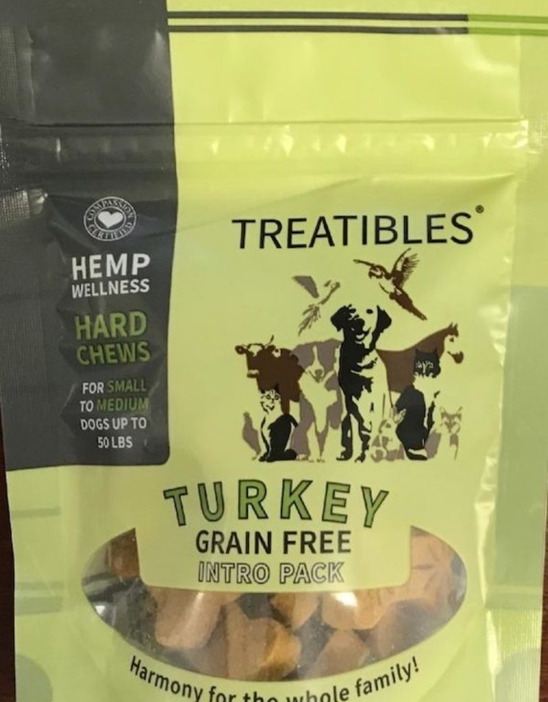 Treatibles Treatibles Chews- Intro Packs
