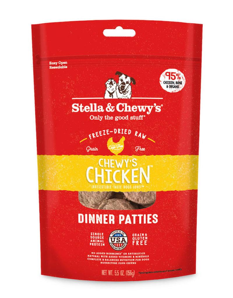 Stella & Chewys Stella & Chewy's Freeze Dried Patties
