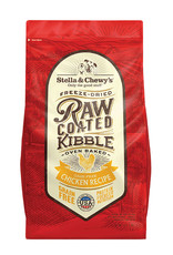 Stella & Chewys Stella & Chewy's Raw Coated Kibble Chicken