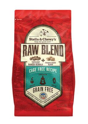 Stella & Chewys Stella & Chewy's Raw Blend Kibble