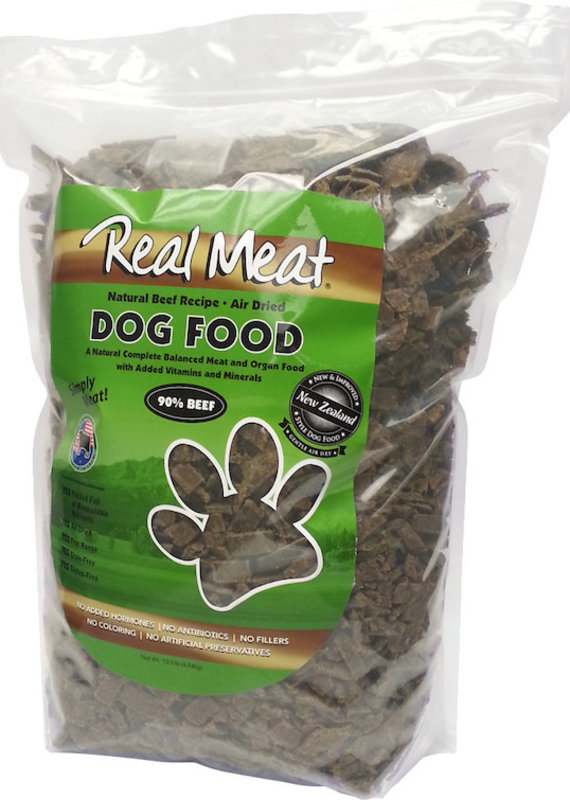 Real Meat Real Meat Air-Dried Dog Food
