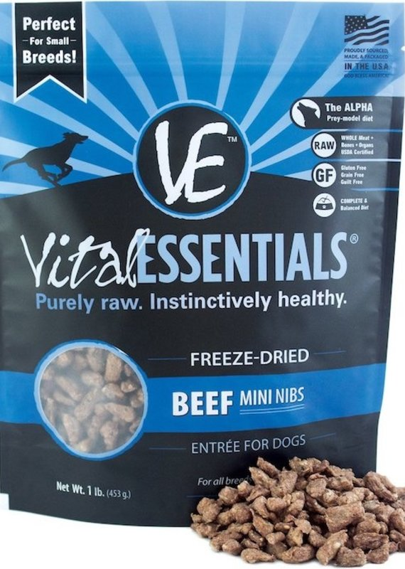 Vital Essentials Freeze Dried