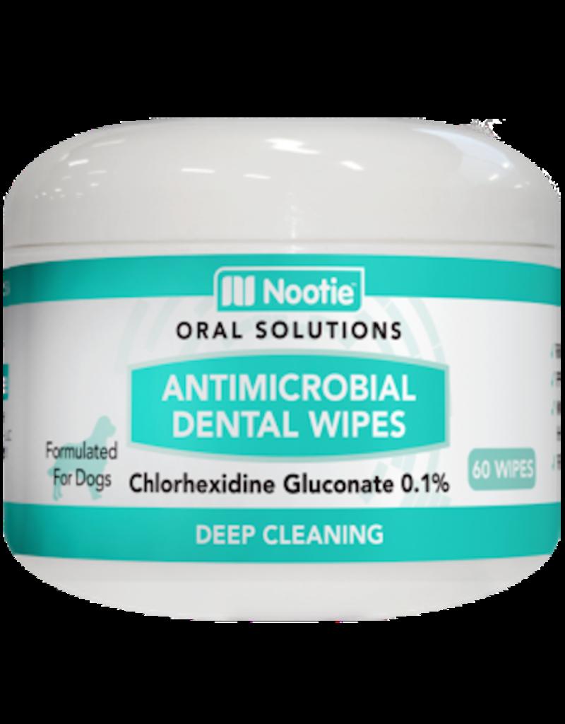 Nootie Nootie Medicated Dental Pads 60ct