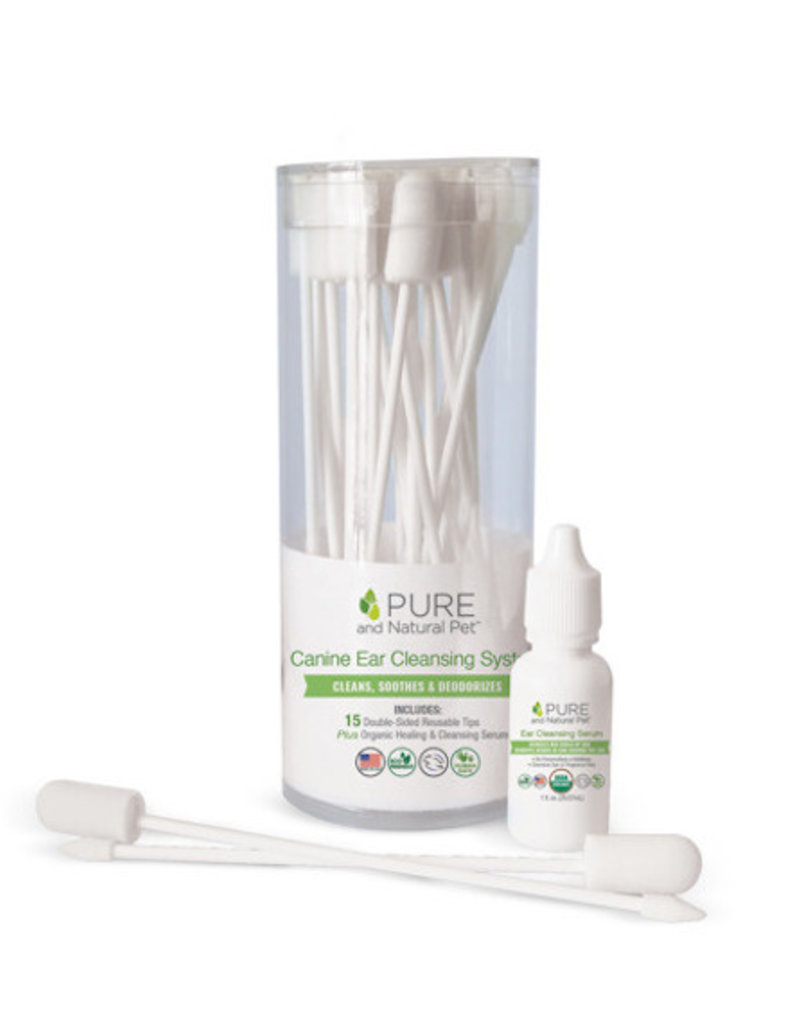 Pure and Natural Pure and Natural Ear Cleansing System