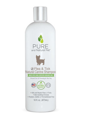 Pure and Natural Pure and Natural Flea & Tick Shampoo