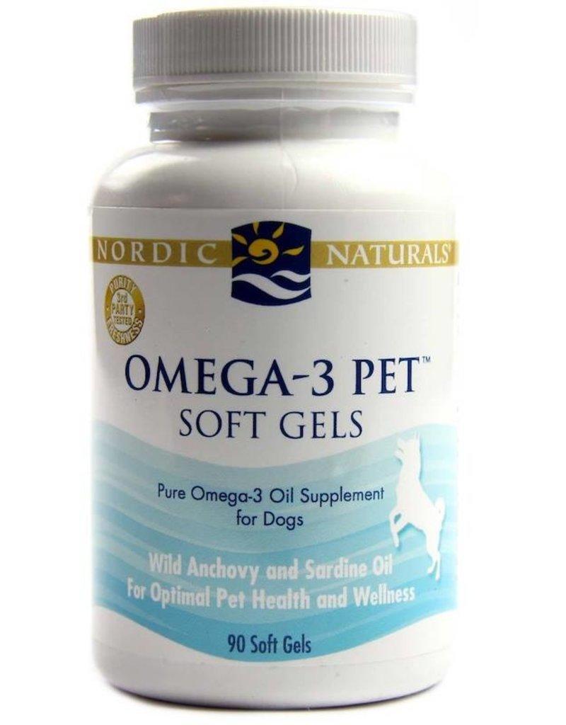 Nordic Naturals Nordic Naturals Omega-3 Pet Soft Gels