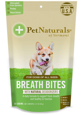 Pet Naturals Pet Naturals Breath Bites 60ct